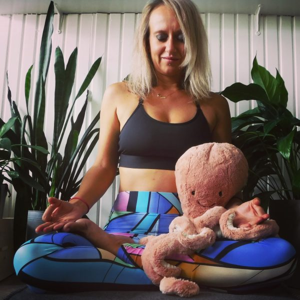 Hatha with a touch of Yin Yoga
